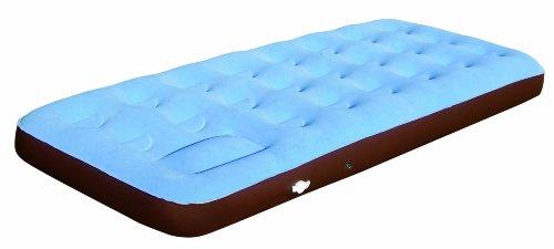 Simex Sport Comfort – Colchón, tamaño 185 x 77 x 20, color azul / marrón