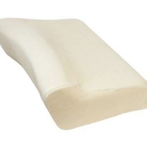 Sissel Soft Plus – Almohada anatómica para adulto, color blanco