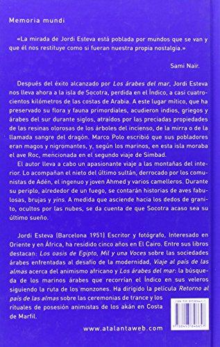 Socotra, la isla de los genios (Spanish Edition) 1