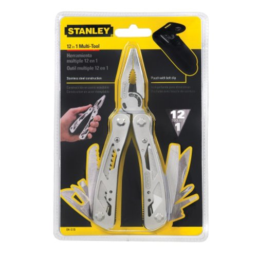 Stanley - 12 Piece Multi Tool 3