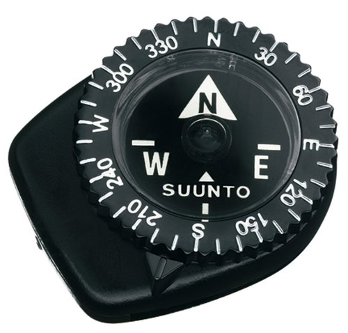 Suunto Clipper L/B Nh Compass - Micro brújula, color negro 4