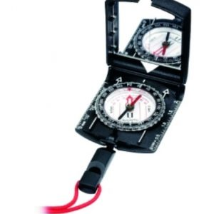 Suunto MCB NH Mirror Compass Brújula Unisex adulto, Negro, Única