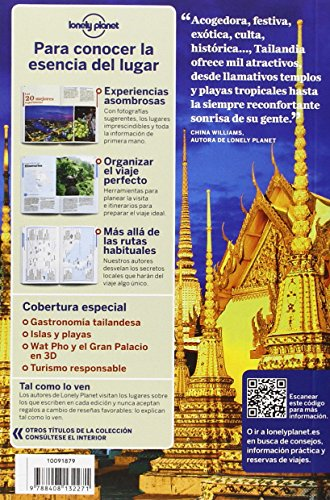 Lonely Planet Tailandia (Travel Guide) (Spanish Edition) 2