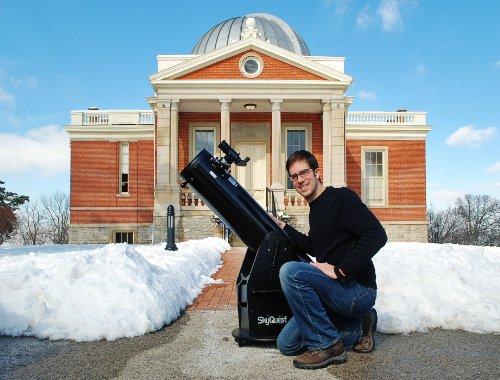 Telescopio dobsoniano Orion SkyQuest XT8 Classic 2