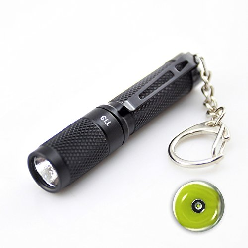 ThruNite Ti3 NW Mini Edc Cree Xp-G2 R5 LED Flashlight AAA Torch Max120 Lumens