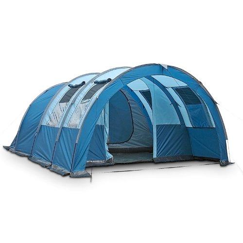 Tienda de campaña Tienda de campaña familiar Camping 4 personas 480 x 340 x 200 cm 6