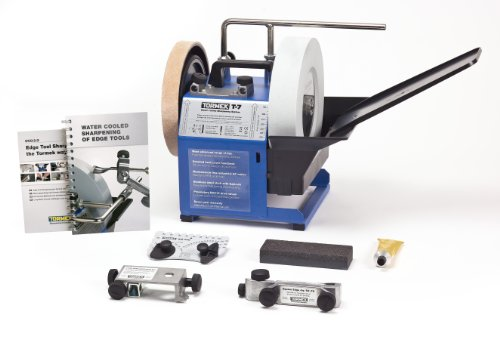 Tormek T-7 Water Cooled Precision Sharpening System, 10 Inch Stone 1