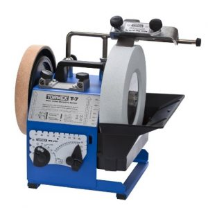 Tormek T-7 Water Cooled Precision Sharpening System, 10 Inch Stone 4