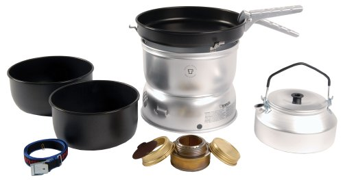 Trangia 25-6 Ultralight Non Stick Stove Kit 6