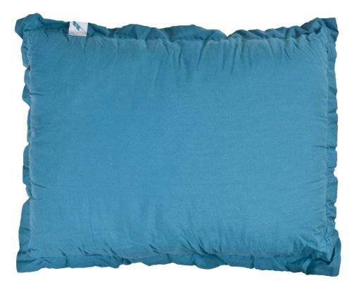 Trespass Sleepyhead Bluebottle, - Almohada de viaje, color (Bluebottle), talla 40 x 30 cm 1