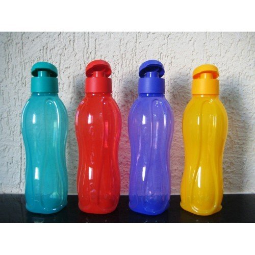 Tupperware Eco fácil 750 ml tapa del tirón 4 set (4 * 750 ml) 2