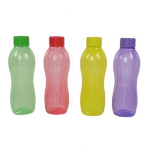 Tupperware Aquasafe Bottle Set of 4 (500ML) by Tupperware 2