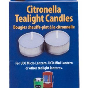 UCO Citronella Tealight Candles (Pack of 6)