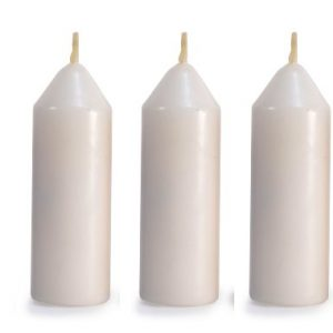 UCO 9+ Hour White Candles for Candle Lanterns (3.5 Inch), 3-Pack 7