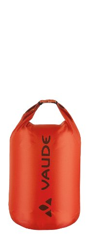 VAUDE 30295 Bolsa Impermeabile Cordura Light, 8L, Color Naranja 3