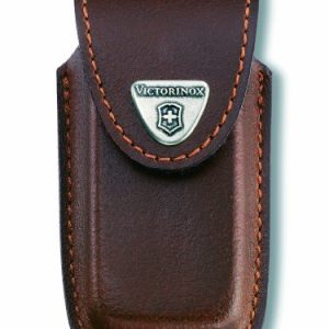 Victorinox Swiss Army SwissChamp Pouch, Leather 2