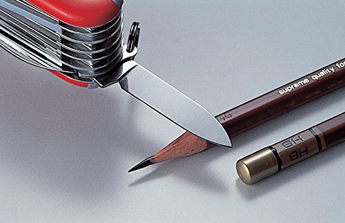 Victorinox- Explorer Army Knife - Red 1