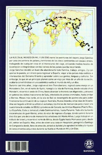 La vuelta al mundo en mil y un día (Spanish Edition) 2
