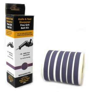 Work Sharp 6000 Grit Belts For Sharpening 2