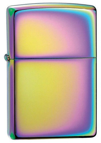 Zippo Big Slick Lighter Chrome - Mechero, color cromo cepillado 3