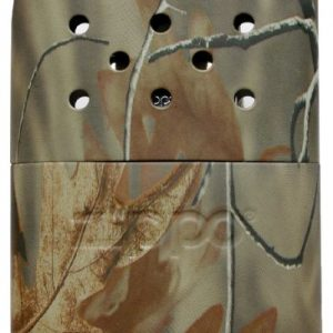 Zippo Hand Warmer Real Tree Camouflage Finish 13