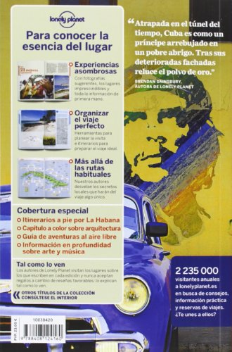 Cuba 6 (Lonely Planet Spanish Guides) 1
