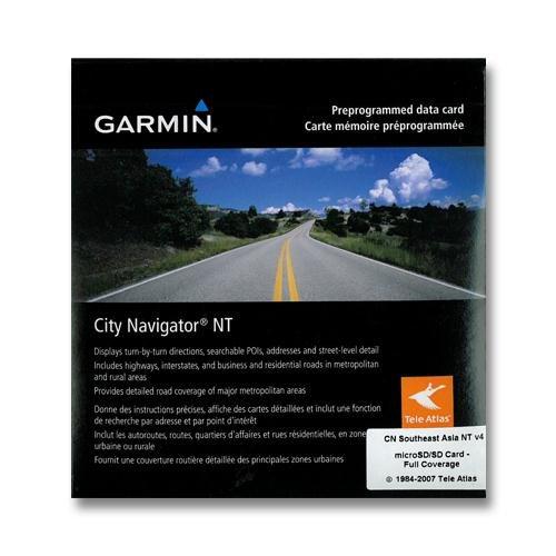 Garmin City Navigator Southeast Asia NT 1