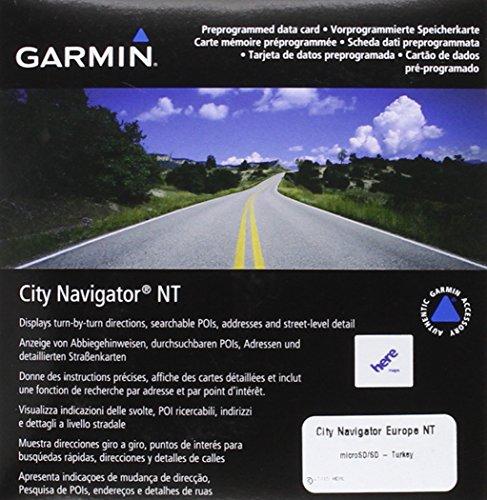 Garmin City Navigator 2012 Turkey Map microSD Card 2