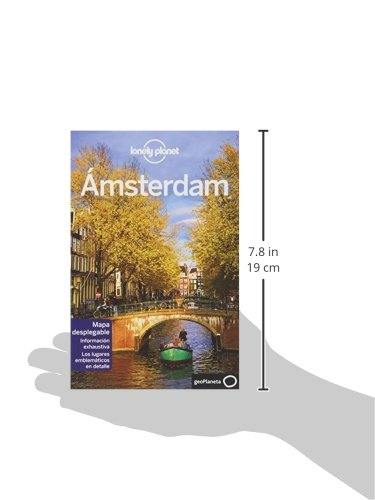 Lonely Planet Amsterdam (Travel Guide) (Spanish Edition) 2