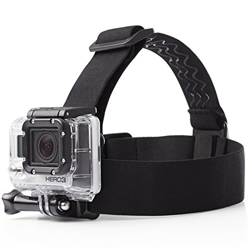 AmazonBasics Head Strap Camera Mount for GoPro 5