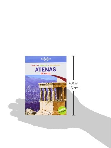 Lonely Planet Atenas De cerca (Travel Guide) (Spanish Edition) 2