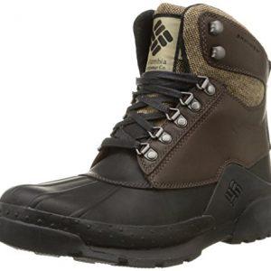 Columbia BUGABOOT ORIGINAL OMNI-HEAT – botas de senderismo de piel hombre