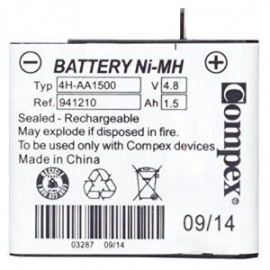 Compex - Batería De Recambio 4