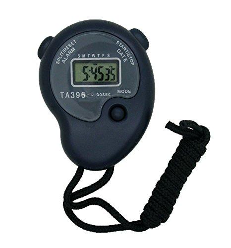 Cronometro Digital Deportivo con Reloj Alarma y Calendario 2290b 1