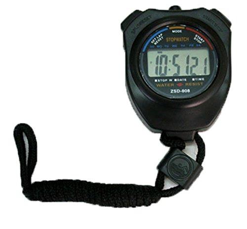 Cronometro Digital Temporizador con Alarma especial para control de tiempos en Deporte Atletismo Natacion Ciclismo etc 1074 12