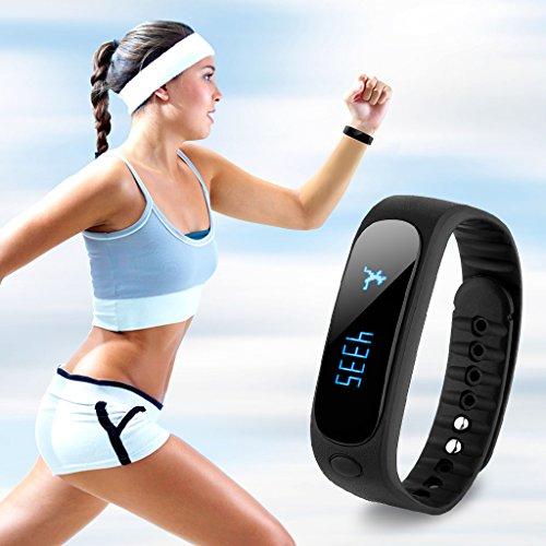Diggro Sw19 - Smartwatch Bluetooth Pulsera Deportiva 1