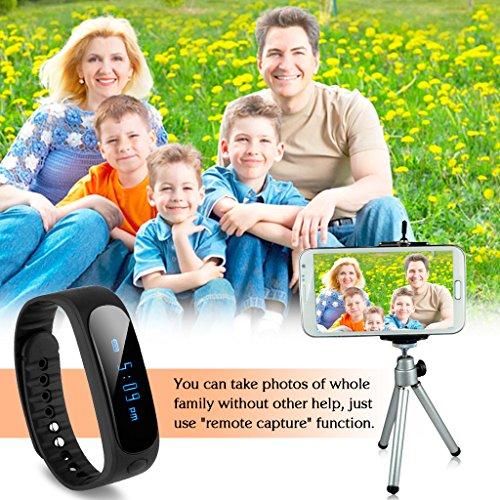 Diggro Sw19 - Smartwatch Bluetooth Pulsera Deportiva 2