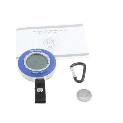 Embolsarse Barómetro De Pesca Digital Con Altímetro 2