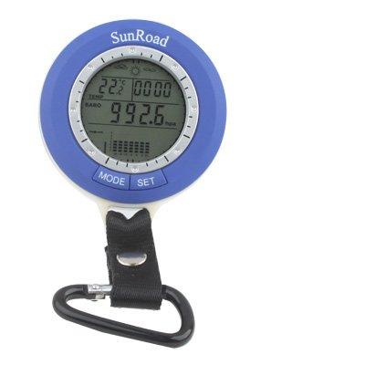 Embolsarse Barómetro De Pesca Digital Con Altímetro 4