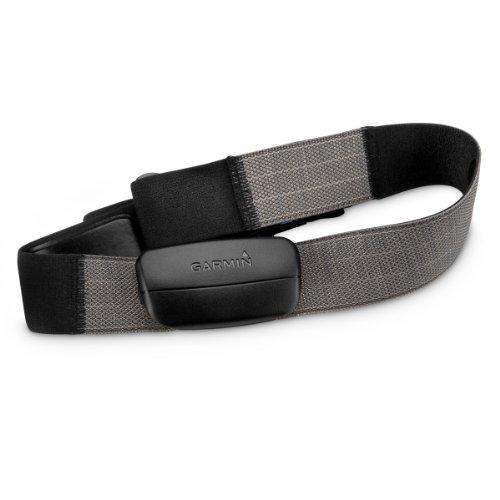 Garmin Premium - Monitor de frecuencia cardiaca (incluye correa blanda), color negro 4