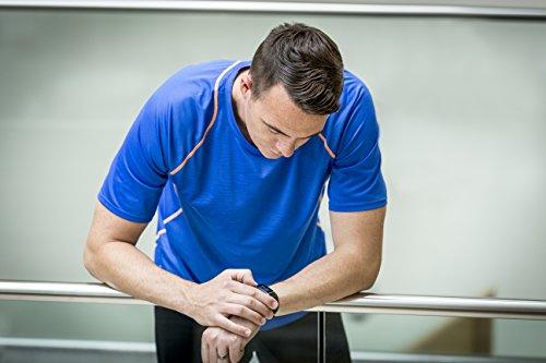 Garmin vívosmart® HR - pulsera de actividad con pulsómetro integrado Garmin Elevate 2
