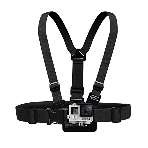 GoPro Chest Mount Harness for HERO Cameras (GoPro Official Mount) 4