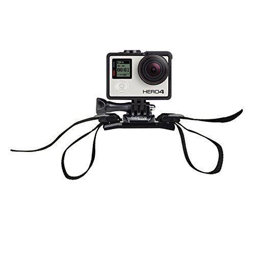 GoPro Vented Helmet Strap Mount (GoPro Official Mount) 6