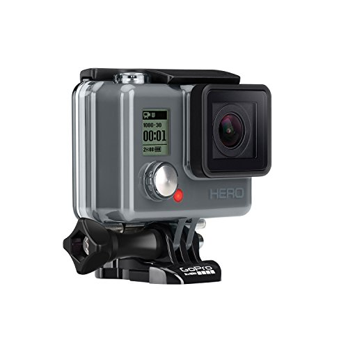 GoPro HERO - Videocámara deportiva, negro 1
