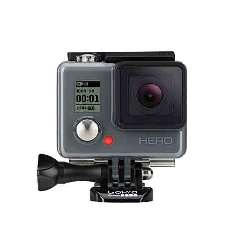 GoPro HERO - Videocámara deportiva, negro 5