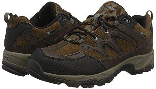 Hi-TecAltitude Trek I Waterproof - zapatillas de trekking y senderismo hombre 2