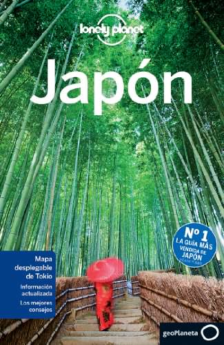 Lonely Planet Japon (Travel Guide) (Spanish Edition