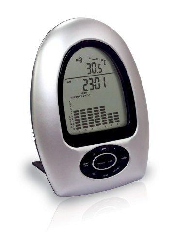 Koch 93800 - Termómetro y pluviómetro inalámbrico 2