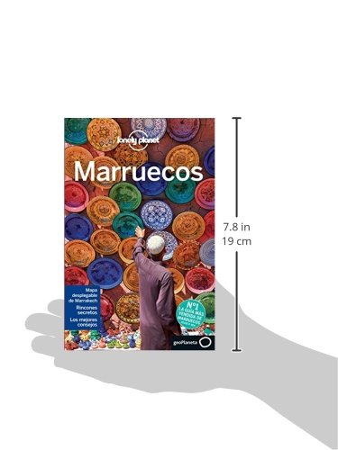 Lonely Planet Marruecos (Travel Guide) (Spanish Edition) 2