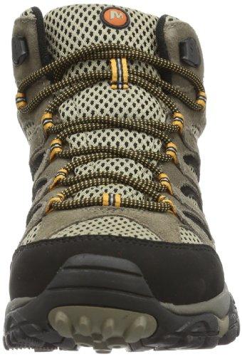 Merrell MOAB MID GTX J86901 - Zapatillas de senderismo de cuero para hombre 1